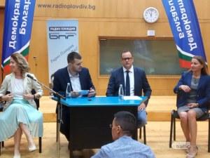Още един адвокат влиза в битката за Пловдив, иска електронно управление