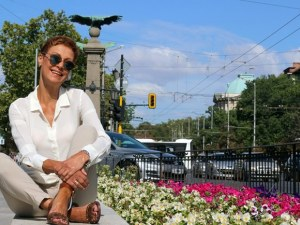 Тв водещата Радина Червенова: Слязох сама от върха, не са ме уволнявали