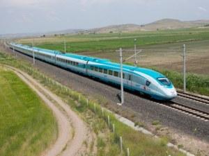 Влак-стрела скоро ще свърже Турция и България