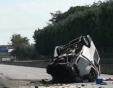 Тежка катастрофа в София! Мъж почина на място, дете е в болница