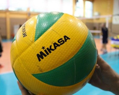 Волейболната Марица набира деца за школата