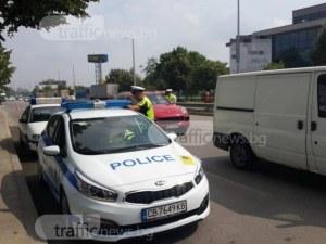 Акция на пътя в Асеновград! 174 нарушения само за един ден