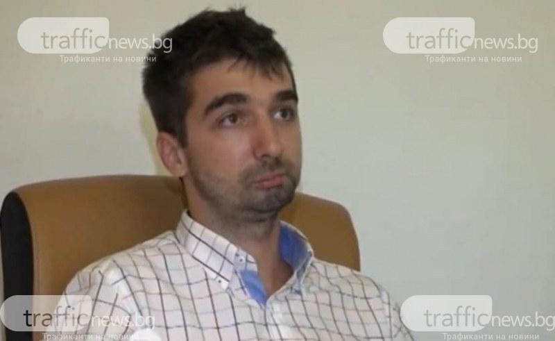 Трагична катастрофа отне живота на Виктор Дончев