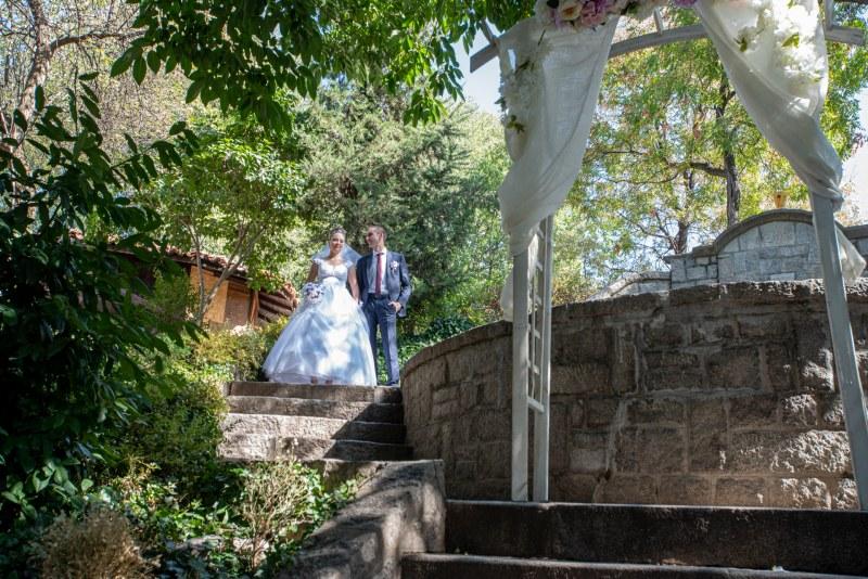 Възстановка, спорт на открито и сватбено настроение! Ето как пловдивчани отбелязаха празника