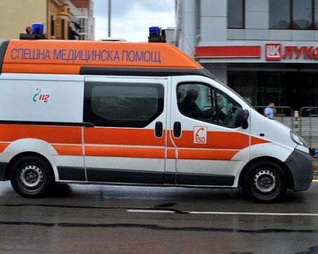 Мъж с 95% изгаряния по тялото в Разград, откаран е в болница с опасност за живота