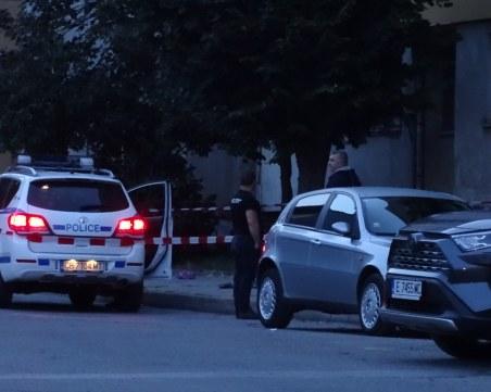 Мъж полетя от блок в Благоевград, загина на място
