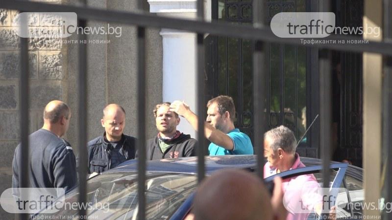 Адвокатът на Полфрийман:Видеозапис доказва, че се е защитавал срещу 16 души