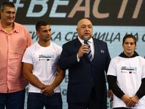 Спортният министър: Имаме шансове да вземем европейско по футбол