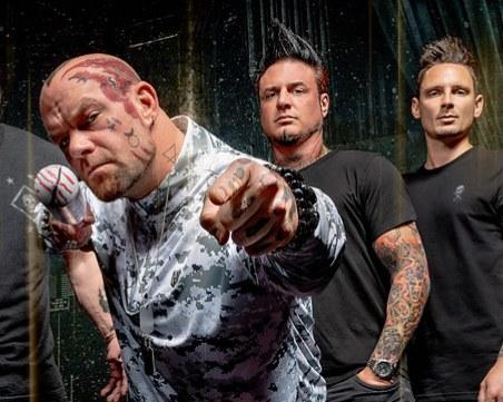 Five Finger Death Punch и  Megadeth идват в България за грандиозен концерт