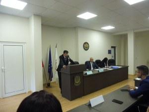 Кметът на Стамболийски подаде документи в ЦИК за местните избори
