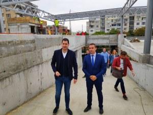 Обявиха кога ще е готов първият общински многоетажен паркинг в Пловдив, таксата - 50 лева на месец