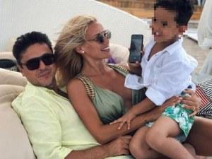 Трето дете се роди на бившия на Мария - бизнесменът Димитър Андонов