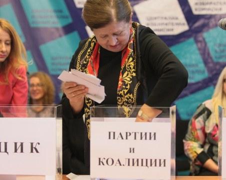 Изборна нумерология: ГЕРБ видя четвърти мандат, БСП 5-6 града