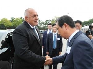 Борисов: Оферирахме Hyundai, преговорите с Volkswagen продължават