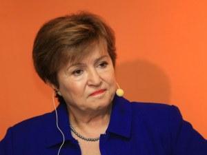 Одобриха Кристалина Георгиева за  директор на МВФ
