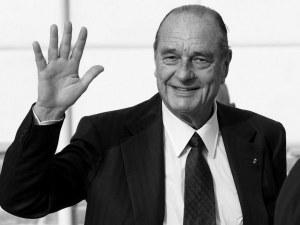 Почина бившият френски президент Жак Ширак