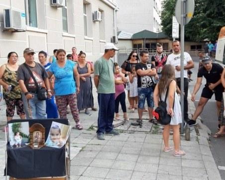 Близки на зверски убитото момиче в Сотиря започват гражданско неподчинение