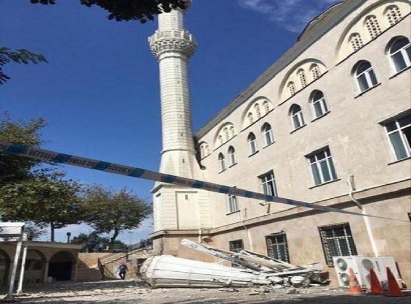 Ранените от земетресението в Истанбул са десетки, 473 сгради са понесли леки щети