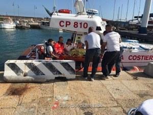 Българин получи инфаркт на круизен кораб, пранспортират го с моторница