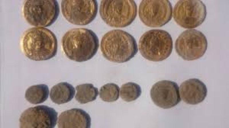 Откриха златно съкровище в Девня, жителите на Марцианополис го скрили от хуните