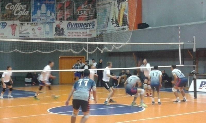 Възроденият волейболен Локомотив организира първия си турнир