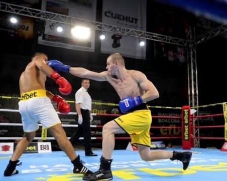 Много емоции и шестима шампиони на боксовата гала в Пловдив