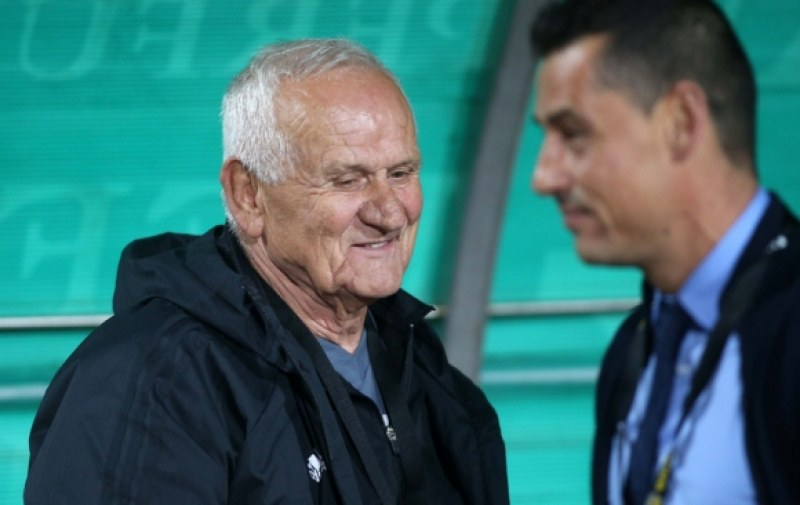 Люпко Петрович готов да си тръгне от ЦСКА