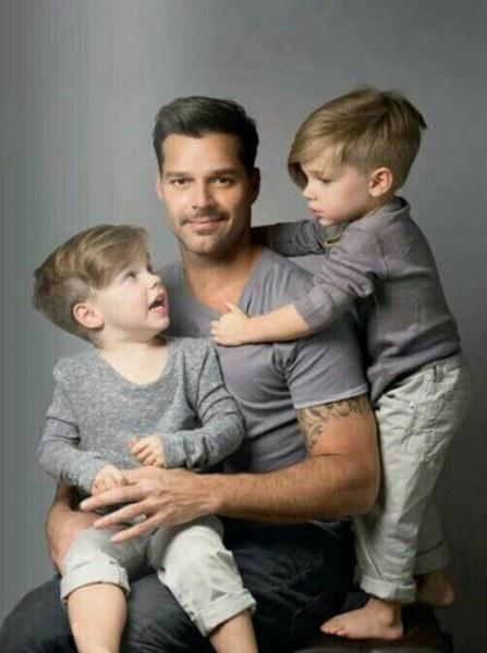 Рики Мартин очаква четвърто дете със съпруга си