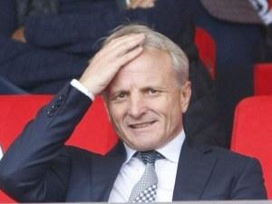 Босът на ЦСКА обяви решението си за треньора Люпко Петрович