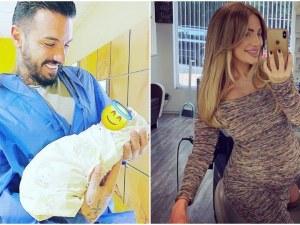 Златка Райкова стана майка за първи път