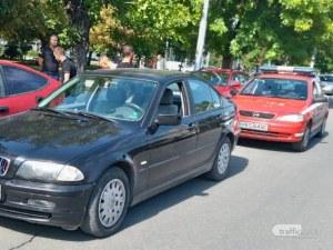Още един дрифтър отнесе глоба, спипаха го да пили гуми  на кръстовище в Пловдив