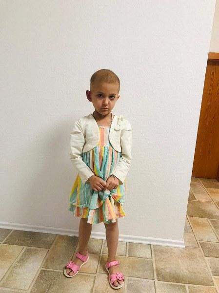 Малката Ева от Асеновград е напът да победи болестта! Да подадем ръка на семейството