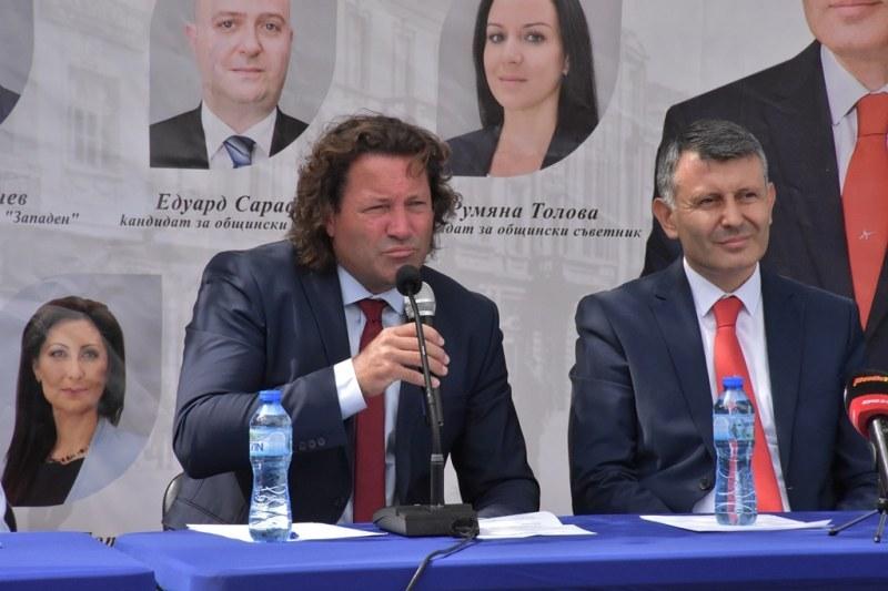Сигурността и спокойствието на гражданите е основен приоритет на Николай Бухалов