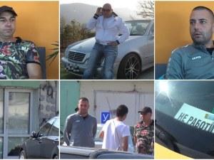 Таксиметров бос, бивш затворник, завлече шофьори и ги остави на улицата