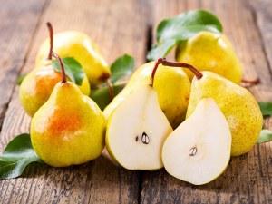 Крушата - есенен елексир, богат на витамини