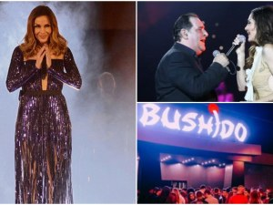 След Карас, Bushido Club посреща гръцката звезда Деспина Ванди