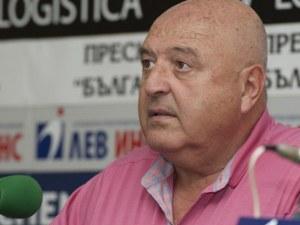 Венци: Кризата в Ботев ще мине като хрема