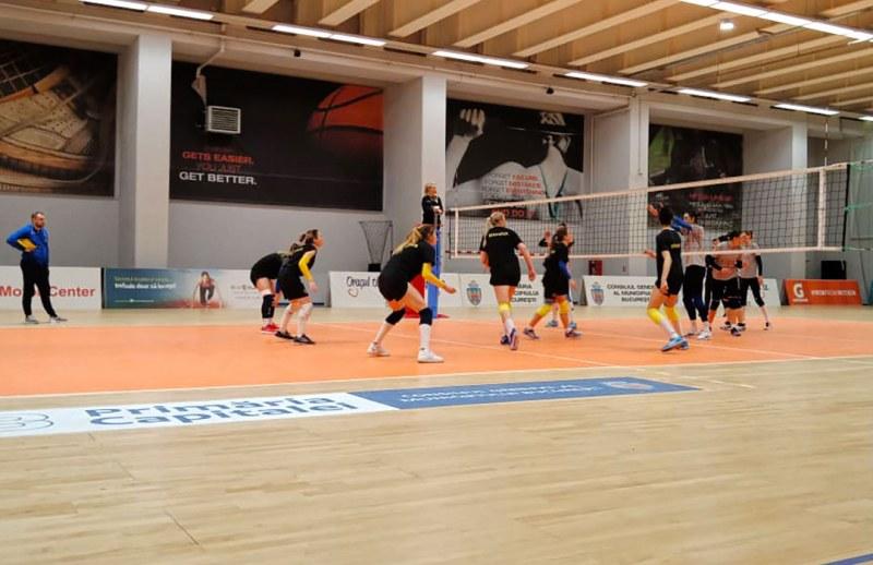 Волейболната Марица се включва в благородна инициатива