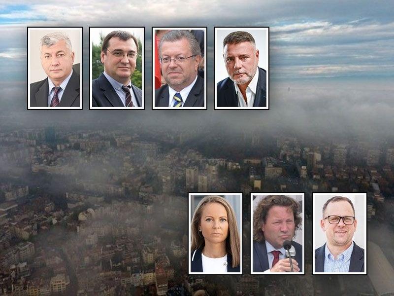 Ако стана кмет на Пловдив: Къде ще има нови паркове и ще дишаме ли чист въздух  - отговарят фаворитите