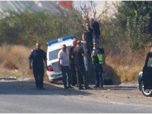 Инцидент с патрулка на околовръстното на Асеновград