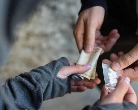 Задържаха наркодилър във Велико Търново с наркотици за 60 бона