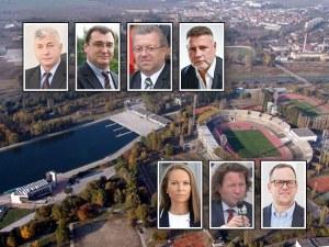 """Ако стана кмет на Пловдив: Ще се построи ли ст. """"Пловдив"""" и какво да очаква спортът - отговарят фаворитите"""