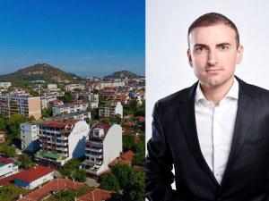 """Илиян Велков обяви приоритетите от програмата си за """"Южен"""". Какво ще направи като кмет?"""