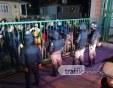 Спецполицаи в Коматево, фенове причакаха играчите на Ботев след резила