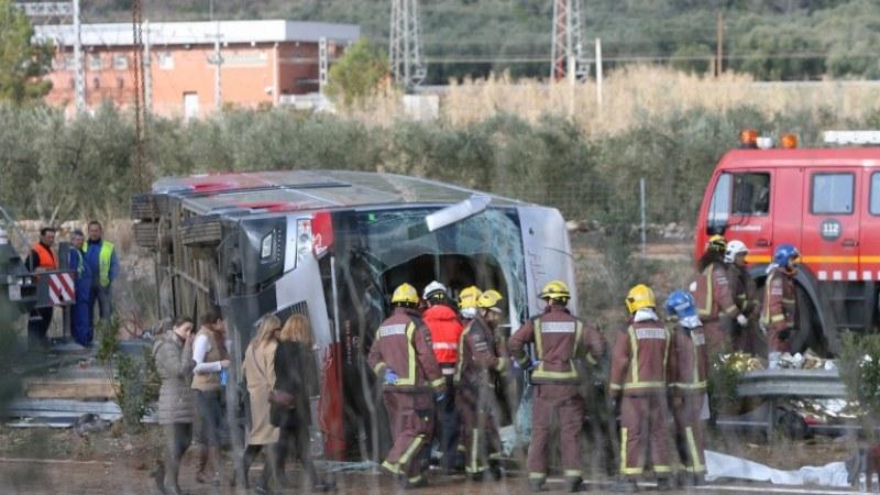 Меле в Румъния! 10 души са загинали, а седем ранени при челен сблъсък