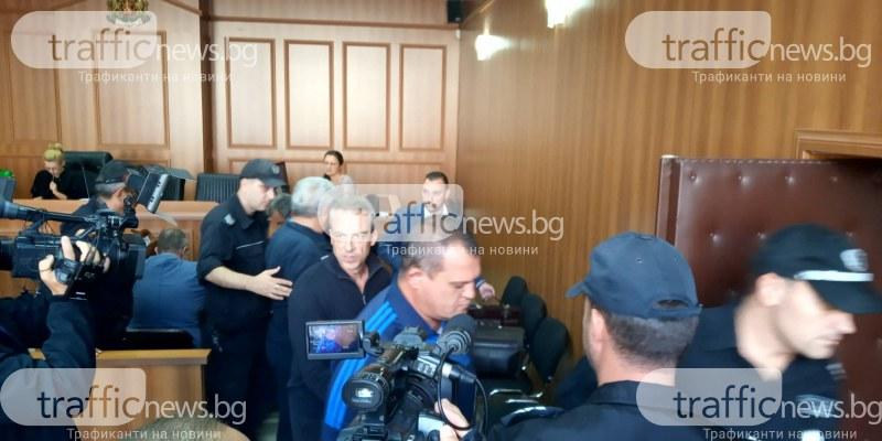 Оставиха в ареста тримата ДАИ-джии, обвинени в подкуп