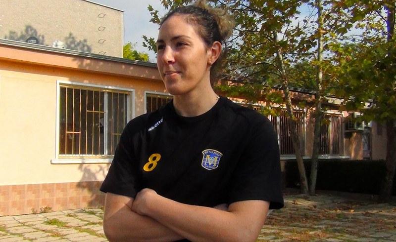 Националка се завръща в шампионките от Марица