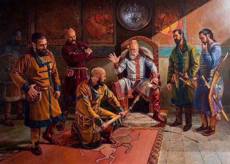 Българските воини оживяват в изложбата