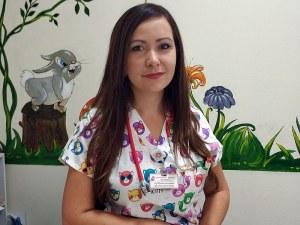 Младите лекари: Д-р Петя Белчева - мисията да спасяваш шепа живот