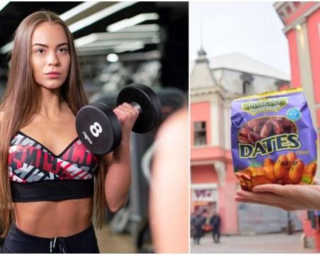 Тяло мечта! Как се храни и тренира Беатрис Бонева от Пловдив?